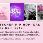 Sonnenbankflavour mit Apple Music