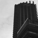Barbican centre. Artsy partsy.